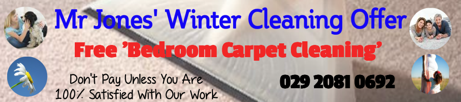 Mr Jones' Professional Carpet Cleaning Cardiff Company